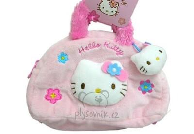 Plyšová hračka: Hello Kitty taška plyšová | Sanrio