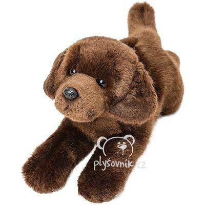 Plyšová hračka: Hnědý labrador Yomiko plyšový | Suki Gifts