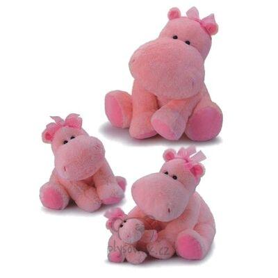 Plyšová hračka: Hroch Darly velký plyšový | Russ Berrie