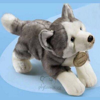 Plyšová hračka: Husky velký plyšový | Russ Berrie