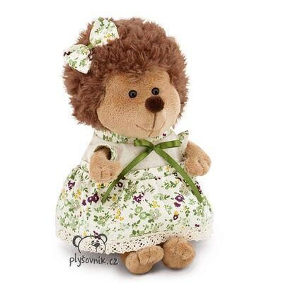 Plyšová hračka: Ježek Fluffy - květované šaty plyšový | Orange Toys