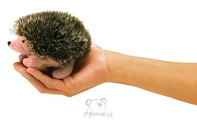 Plyšová hračka: Ježek na prst plyšový | Folkmanis