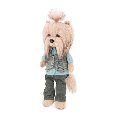 Plyšová hračka: Jorkšír Hipster Andy  plyšák | Orange Toys