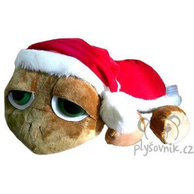 Plyšová hračka: JUMBO Vánoční želva Shelby plyšová | Russ Berrie