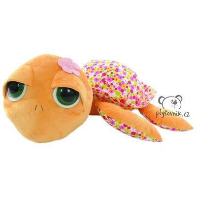 Plyšová hračka: JUMBO želva Sunshine plyšová | Suki Gifts