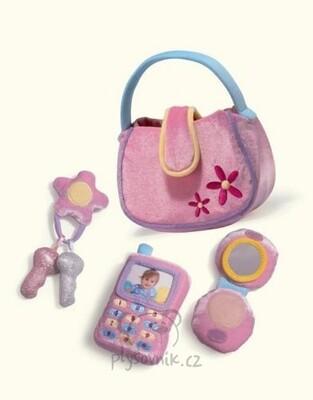 Plyšová hračka: Kabelka - dětský set plyšová | Russ Berrie