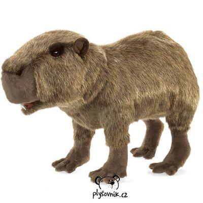 Plyšová hračka: Kapybara plyšová | Folkmanis