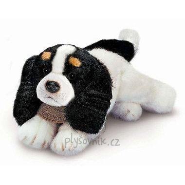 Plyšová hračka: King Charles španěl štěně plyšový | Russ Berrie