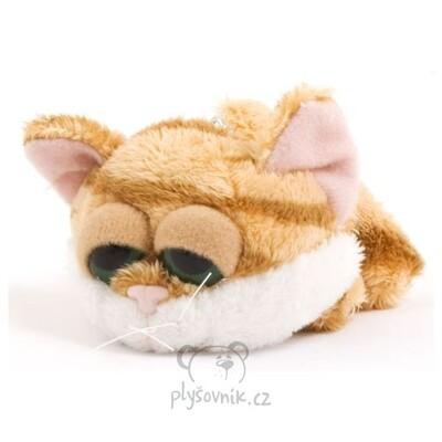 Plyšová hračka: Klíčenka kočka Chilie plyšová   Russ Berrie