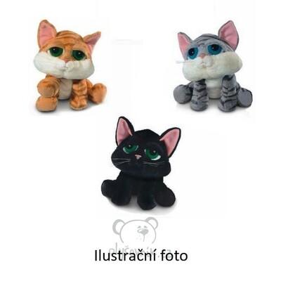 Plyšová hračka: Klíčenka kočka Shadow plyšová   Russ Berrie