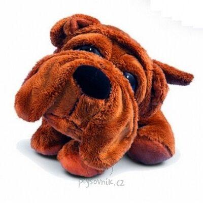 Plyšová hračka: Klíčenka pes Puddie plyšová | Russ Berrie