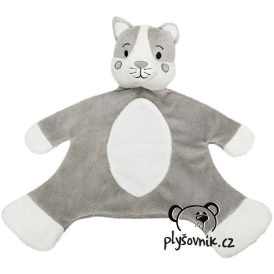 Plyšová hračka: Kočička Millie usínaček plyšový | Suki Gifts