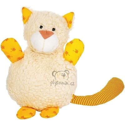 Plyšová hračka: Kočička - nahřívací polštářek plyšák   sigikid