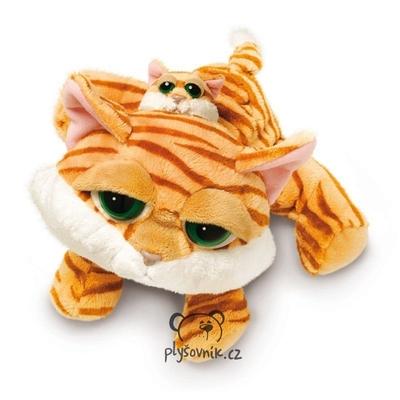 Plyšová hračka: Kočka Chilie s miminkem plyšová | Russ Berrie