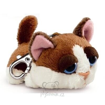 Plyšová hračka: Kočka Maggie klíčenka plyšová | Russ Berrie