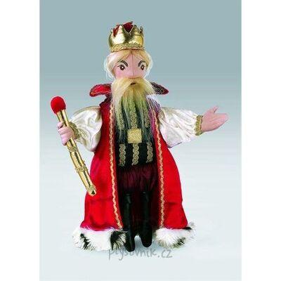 Plyšová hračka: Král plyšový   Folkmanis