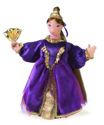 Plyšová hračka: Královna plyšová | Folkmanis