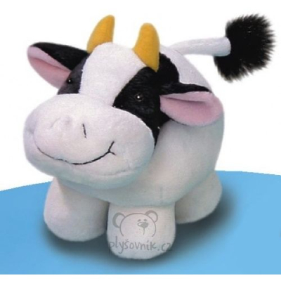 Plyšová hračka: Kráva Rollie Pollie plyšová | Russ Berrie