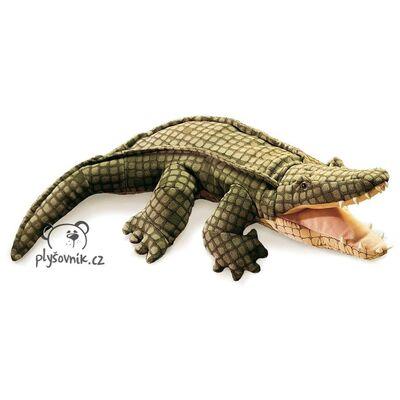 Plyšová hračka: Krokodýl plyšový | Folkmanis