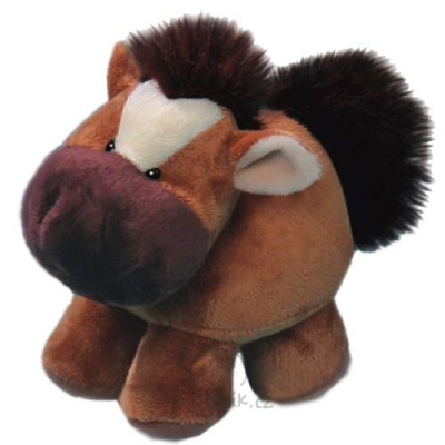Plyšová hračka: Kůň Rollie Pollie plyšový | Russ Berrie