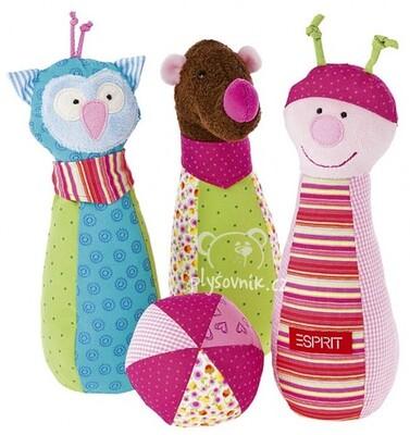 Plyšová hračka: Kuželky plyšové | ESPRIT