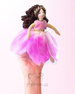 Plyšová hračka: Květinová princezna plyšová | Folkmanis