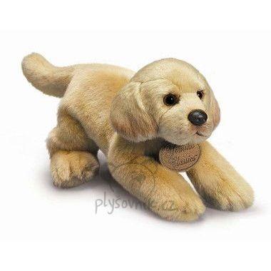 Plyšová hračka: Labrador štěně plyšový | Russ Berrie