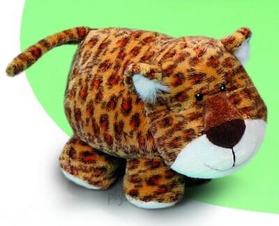 Plyšová hračka: Leopard Rollie Pollie plyšový   Russ Berrie