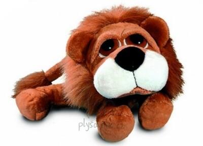 Plyšová hračka: Lev Carnie menší plyšový | Russ Berrie