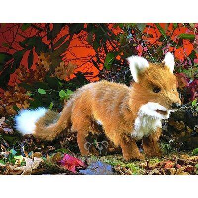 Plyšová hračka: Liška plyšová | Folkmanis