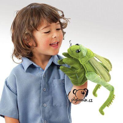 Plyšová hračka: Luční koník plyšák | Folkmanis