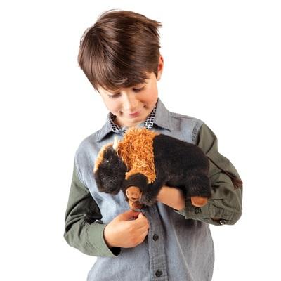 Plyšová hračka: Malý bizon plyšový | Folkmanis
