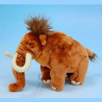 Plyšová hračka: Mamut Manny z Ice Age plyšový | Moravská ústředna Brno