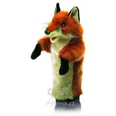 Plyšová hračka: Maňásek liška plyšová | Folkmanis