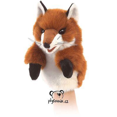 Plyšová hračka: Maňásek liška plyšový | Folkmanis