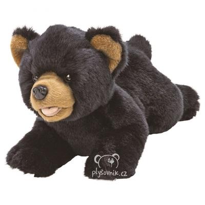 Plyšová hračka: Medvěd černý plyšový | Suki Gifts
