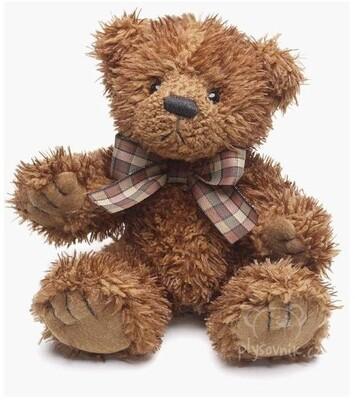 Plyšová hračka: Medvěd Desmond menší plyšový | Russ Berrie