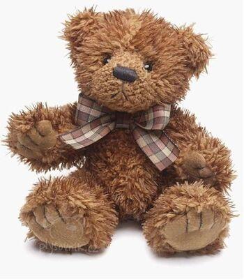 Plyšová hračka: Medvěd Desmond velký plyšový | Russ Berrie