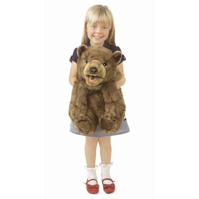 Plyšová hračka: Medvěd hnědý mládě plyšový | Folkmanis