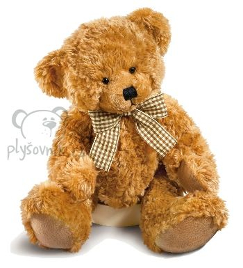 Plyšová hračka: Medvěd Tyler menší plyšový | Russ Berrie