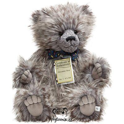 Plyšová hračka: Medvídek Alexander plyšový | Suki Gifts