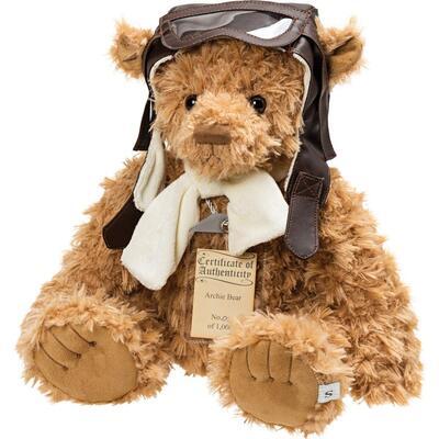 Plyšová hračka: Medvídek Archie plyšový | Suki Gifts