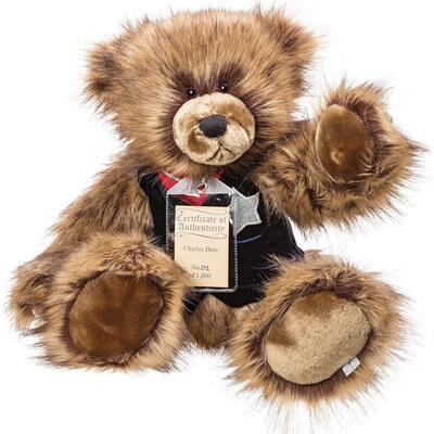 Plyšová hračka: Medvídek Charles plyšový | Suki Gifts