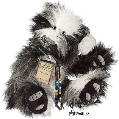Plyšová hračka: Medvídek Finley plyšový | Suki Gifts