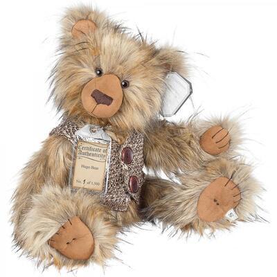 Plyšová hračka: Medvídek Hugo plyšový | Suki Gifts