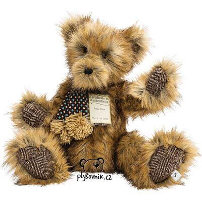 Plyšová hračka: Medvídek Isaac plyšový | Suki Gifts