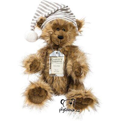Plyšová hračka: Medvídek James plyšový | Suki Gifts