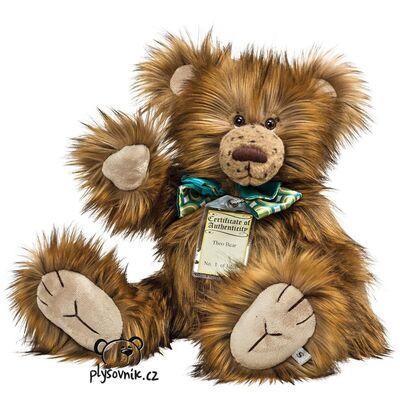 Plyšová hračka: Medvídek Theo plyšový | Suki Gifts