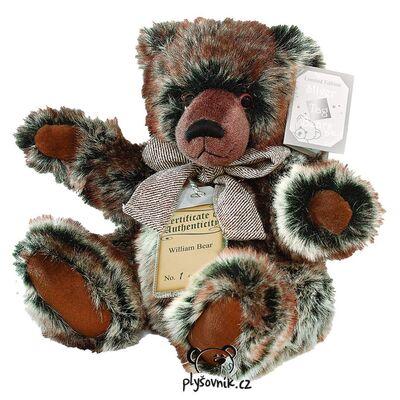 Plyšová hračka: Medvídek William plyšový | Suki Gifts