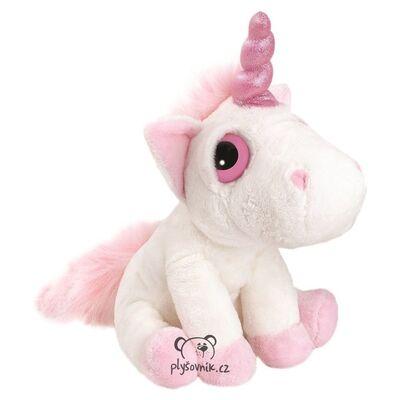 Plyšová hračka: Menší jednorožec Bella plyšový | Suki Gifts
